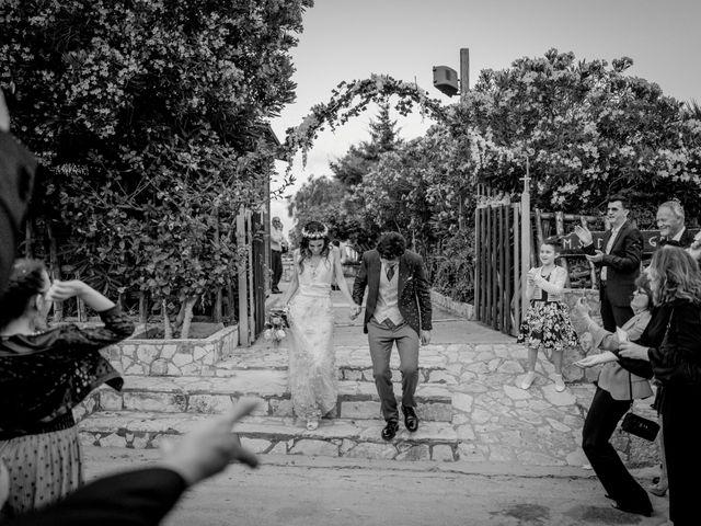 Il matrimonio di Luca e Ninni a Castellammare del Golfo, Trapani 78
