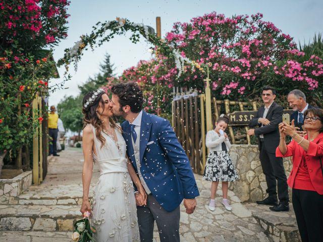 Il matrimonio di Luca e Ninni a Castellammare del Golfo, Trapani 79