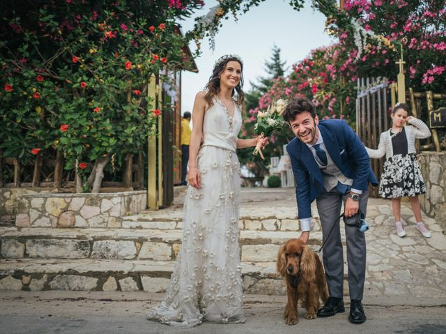 Il matrimonio di Luca e Ninni a Castellammare del Golfo, Trapani 80