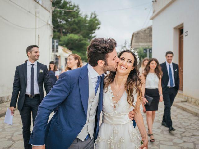 Il matrimonio di Luca e Ninni a Castellammare del Golfo, Trapani 82