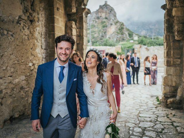 Il matrimonio di Luca e Ninni a Castellammare del Golfo, Trapani 83