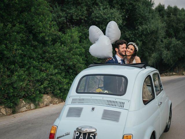 Il matrimonio di Luca e Ninni a Castellammare del Golfo, Trapani 87