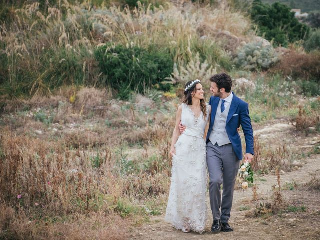 Il matrimonio di Luca e Ninni a Castellammare del Golfo, Trapani 93