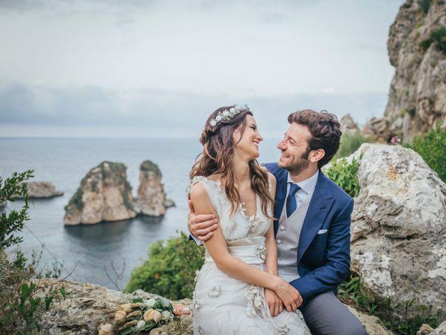 Il matrimonio di Luca e Ninni a Castellammare del Golfo, Trapani 1