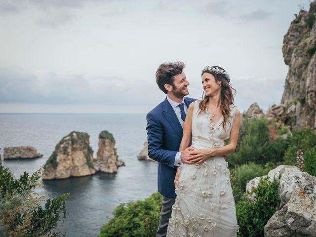 Il matrimonio di Luca e Ninni a Castellammare del Golfo, Trapani 94