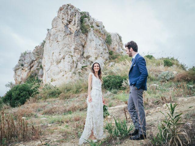 Il matrimonio di Luca e Ninni a Castellammare del Golfo, Trapani 95