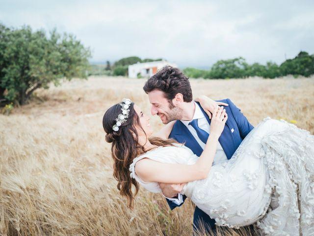 Il matrimonio di Luca e Ninni a Castellammare del Golfo, Trapani 98