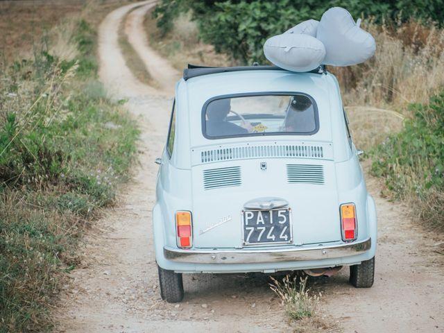 Il matrimonio di Luca e Ninni a Castellammare del Golfo, Trapani 99