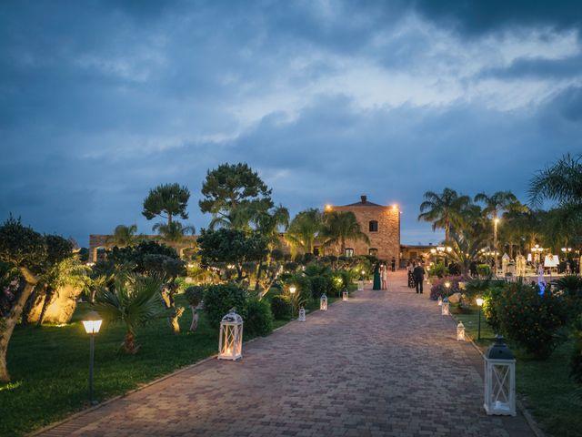 Il matrimonio di Luca e Ninni a Castellammare del Golfo, Trapani 100