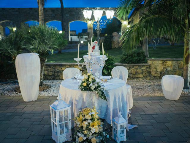 Il matrimonio di Luca e Ninni a Castellammare del Golfo, Trapani 105