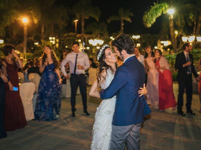 Il matrimonio di Luca e Ninni a Castellammare del Golfo, Trapani 106