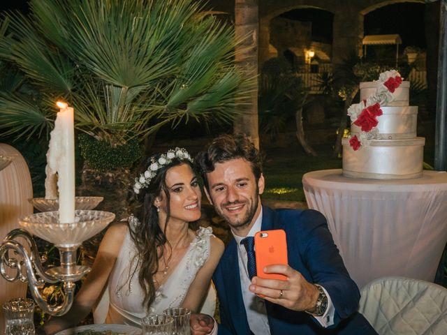 Il matrimonio di Luca e Ninni a Castellammare del Golfo, Trapani 107