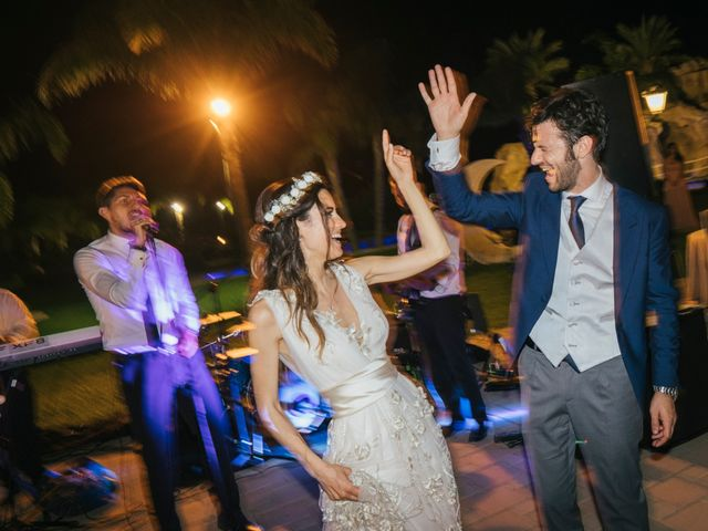 Il matrimonio di Luca e Ninni a Castellammare del Golfo, Trapani 112