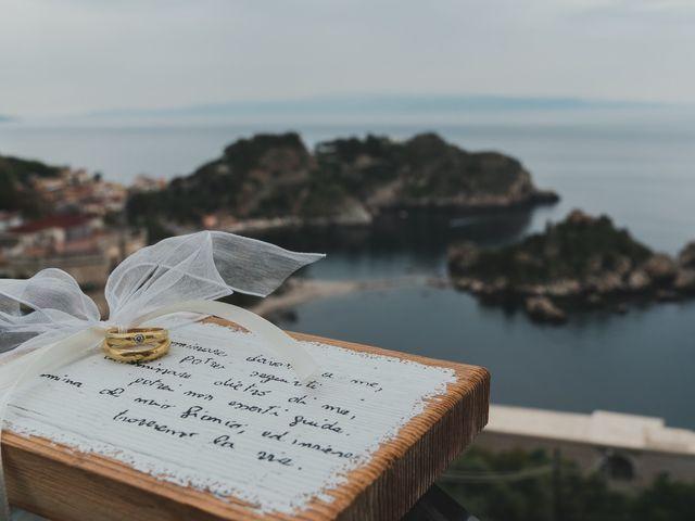 Il matrimonio di Miriam e Armando a Taormina, Messina 1