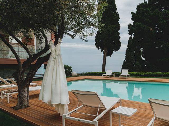 Il matrimonio di Miriam e Armando a Taormina, Messina 8