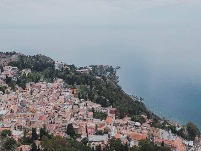 Il matrimonio di Miriam e Armando a Taormina, Messina 13