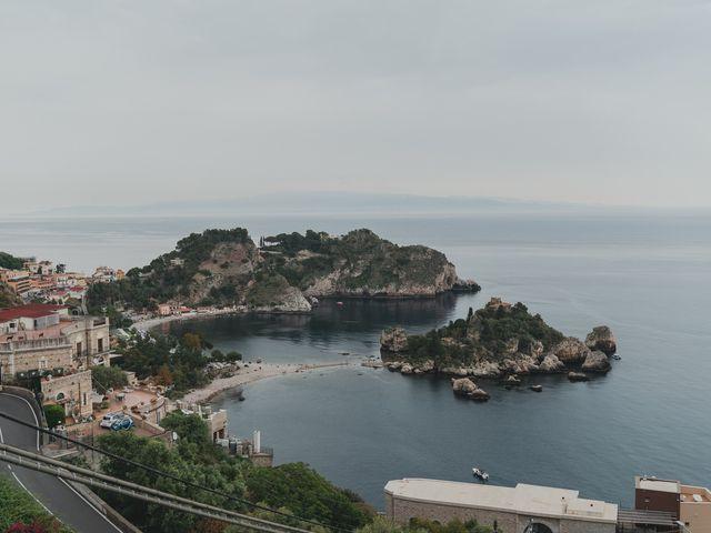 Il matrimonio di Miriam e Armando a Taormina, Messina 18