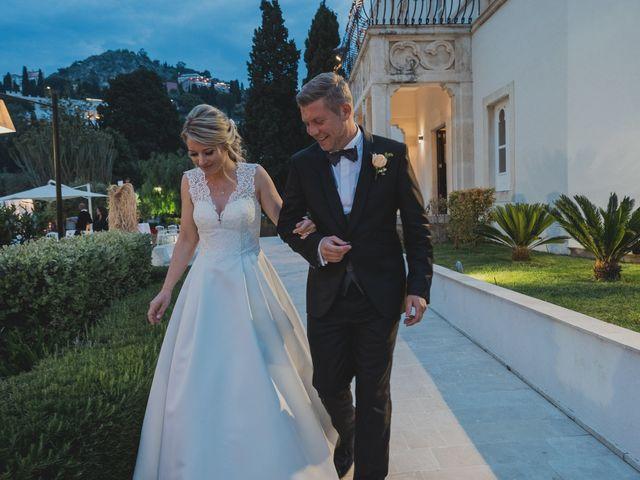 Il matrimonio di Miriam e Armando a Taormina, Messina 24