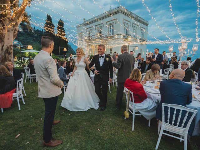 Il matrimonio di Miriam e Armando a Taormina, Messina 2