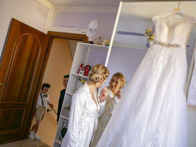 Il matrimonio di Giulio e Jessica a Isorella, Brescia 2