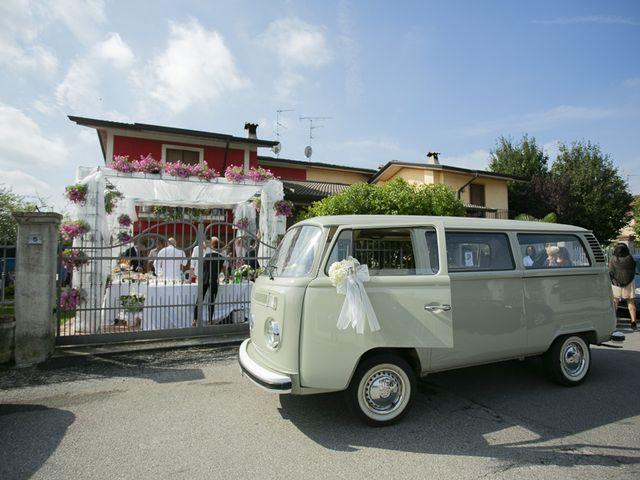 Il matrimonio di Giulio e Jessica a Isorella, Brescia 7