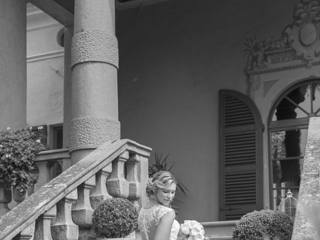 Il matrimonio di Giulio e Jessica a Isorella, Brescia 13