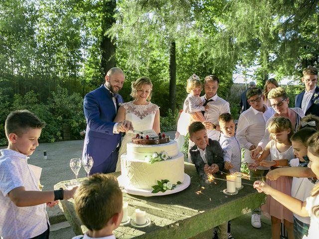 Il matrimonio di Giulio e Jessica a Isorella, Brescia 15