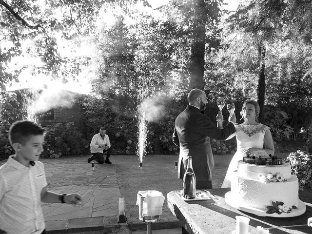 Il matrimonio di Giulio e Jessica a Isorella, Brescia 16