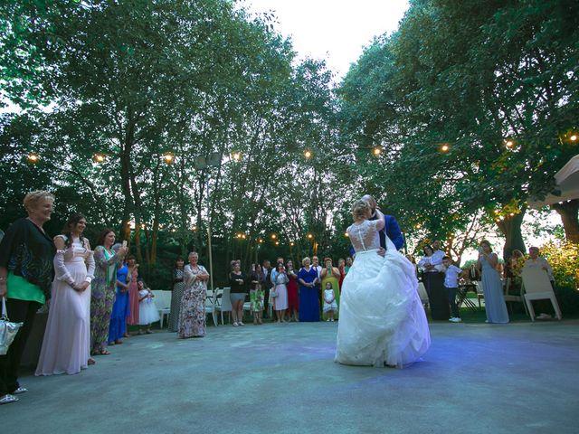 Il matrimonio di Giulio e Jessica a Isorella, Brescia 19