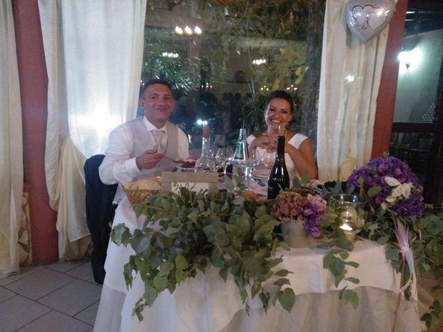 Le nozze di Maura e Angelo
