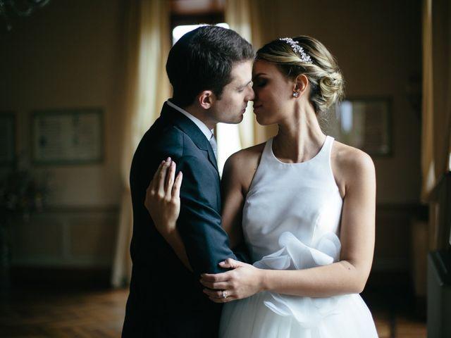 Le nozze di Patricia e Gabriel