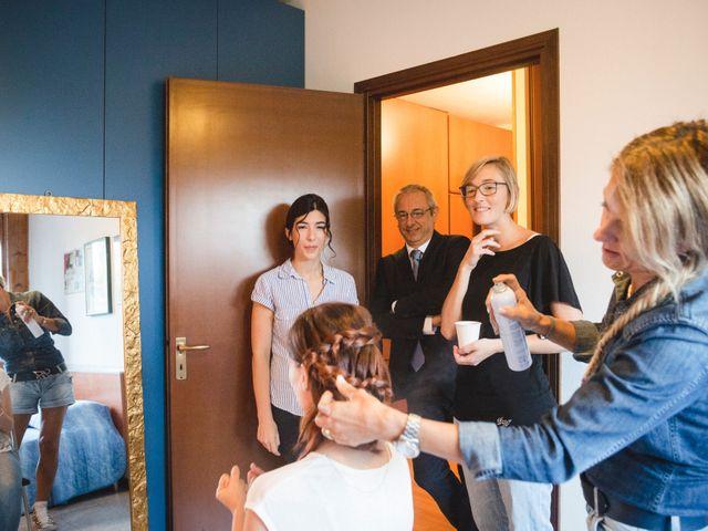 Il matrimonio di Andrea e Martina a Milano, Milano 3