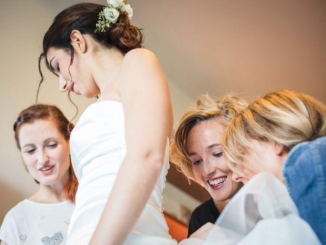Il matrimonio di Andrea e Martina a Milano, Milano 14