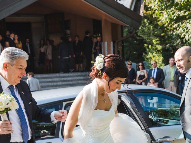 Il matrimonio di Andrea e Martina a Milano, Milano 19