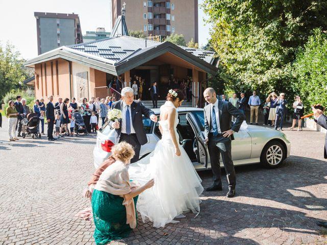 Il matrimonio di Andrea e Martina a Milano, Milano 20