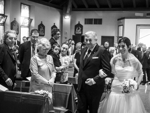 Il matrimonio di Andrea e Martina a Milano, Milano 23
