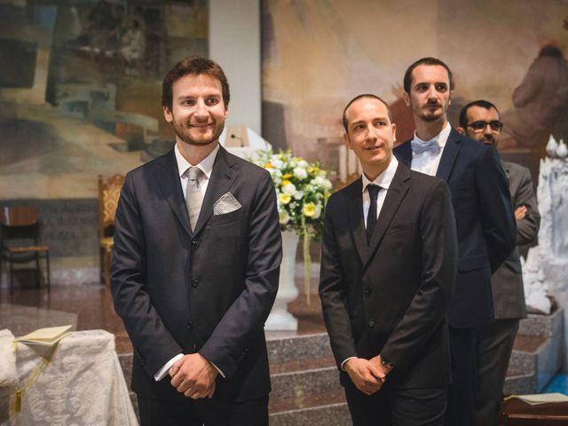 Il matrimonio di Andrea e Martina a Milano, Milano 24