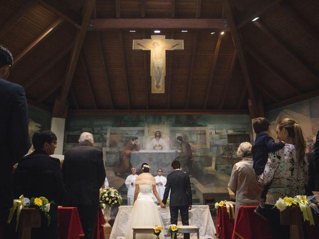 Il matrimonio di Andrea e Martina a Milano, Milano 25