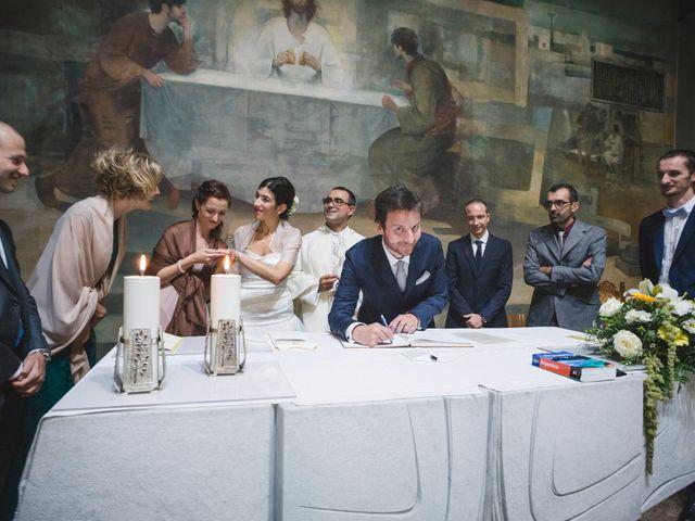 Il matrimonio di Andrea e Martina a Milano, Milano 33