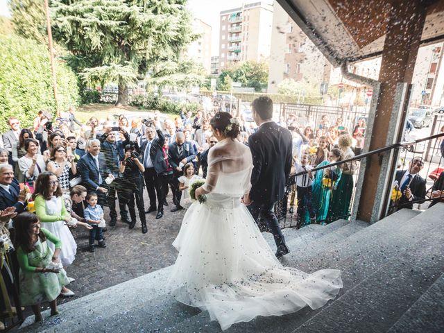 Il matrimonio di Andrea e Martina a Milano, Milano 34