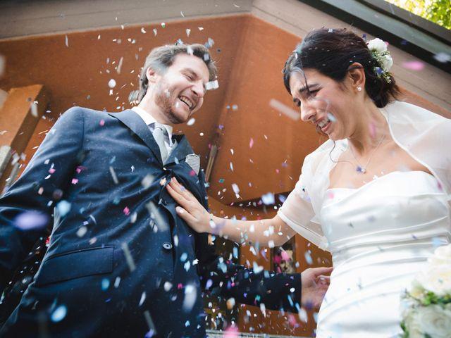 Il matrimonio di Andrea e Martina a Milano, Milano 35