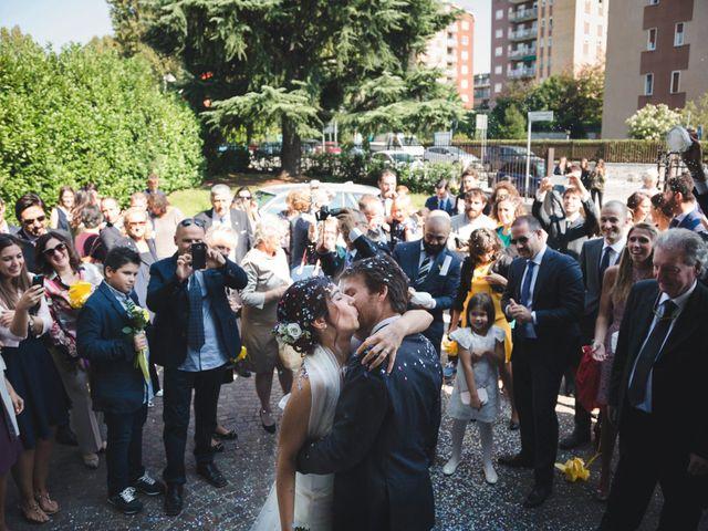 Il matrimonio di Andrea e Martina a Milano, Milano 36