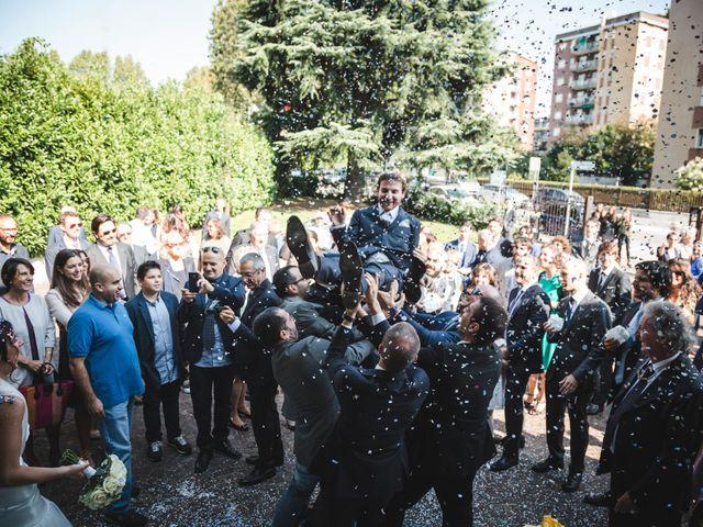 Il matrimonio di Andrea e Martina a Milano, Milano 37