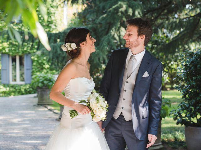 Il matrimonio di Andrea e Martina a Milano, Milano 50