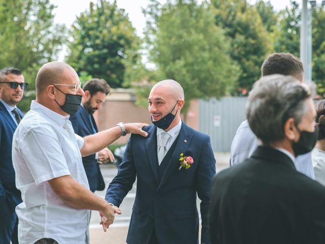 Il matrimonio di Daniel e Chiara a Carate Brianza, Monza e Brianza 35