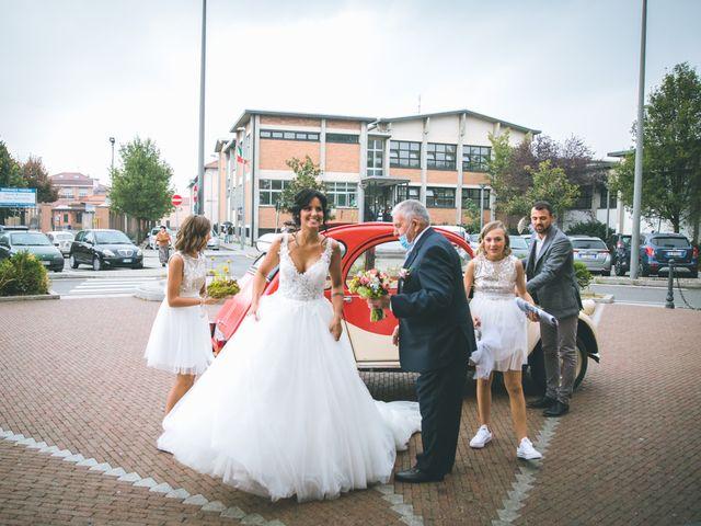 Il matrimonio di Daniel e Chiara a Carate Brianza, Monza e Brianza 41