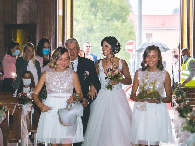 Il matrimonio di Daniel e Chiara a Carate Brianza, Monza e Brianza 45