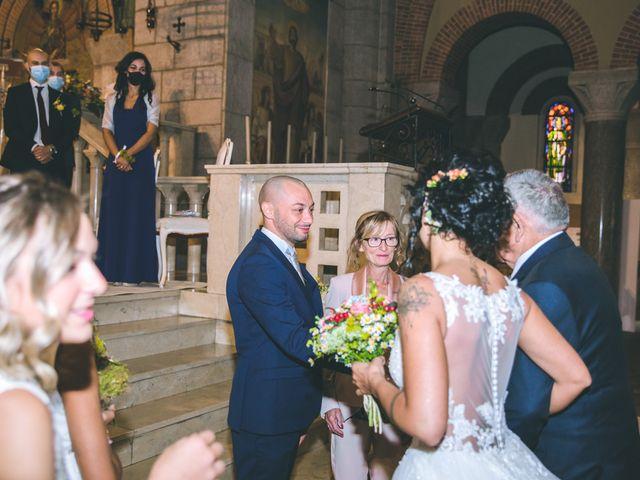 Il matrimonio di Daniel e Chiara a Carate Brianza, Monza e Brianza 50