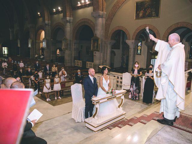 Il matrimonio di Daniel e Chiara a Carate Brianza, Monza e Brianza 56