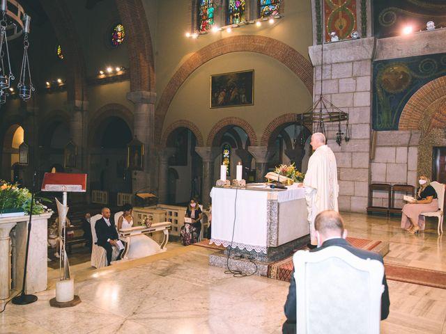 Il matrimonio di Daniel e Chiara a Carate Brianza, Monza e Brianza 61
